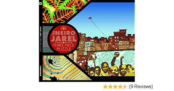Jneiro Jarel 3 Piece Puzzle -